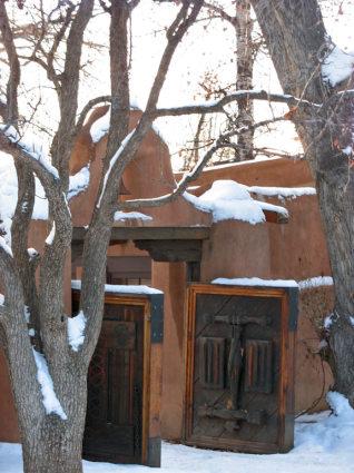 Gates - Winter