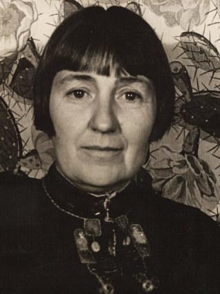 Mabel Dodge Luhan - 1934