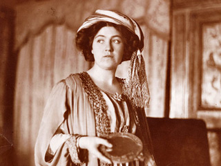 About Mabel - The Mabel Dodge Luhan House