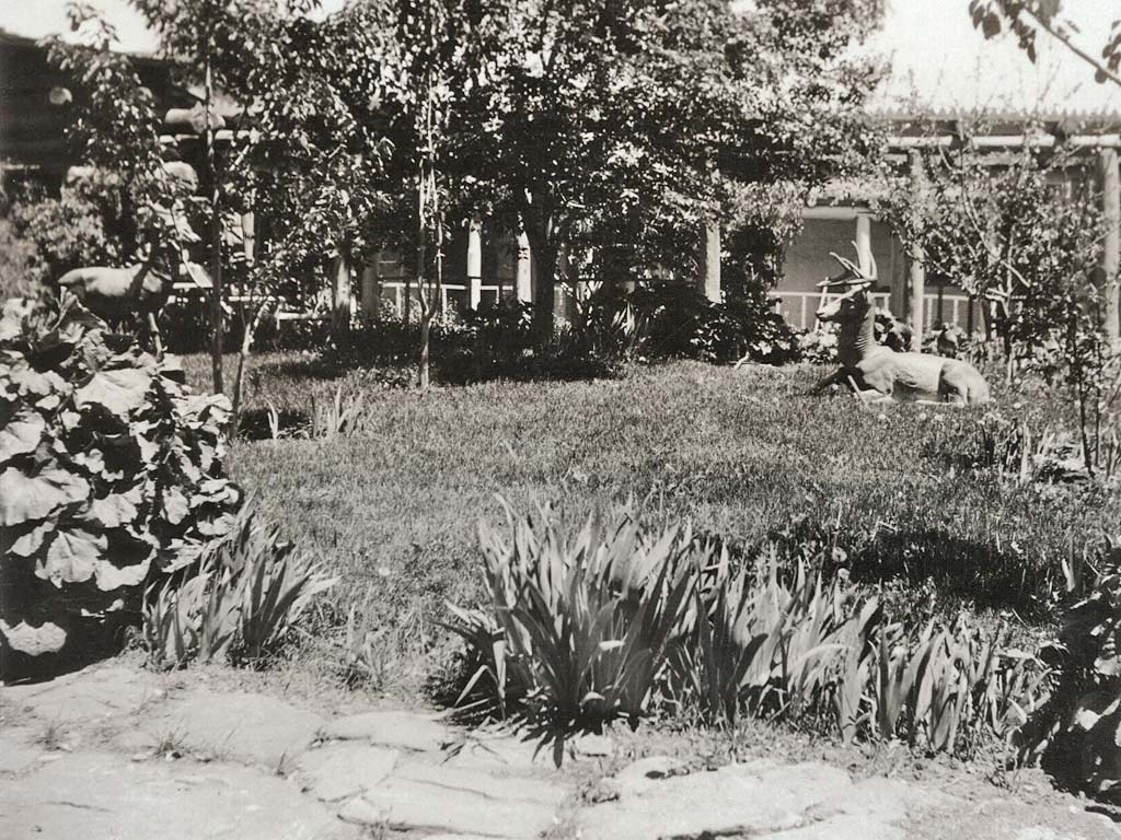 The Mabel Dodge Luhan House - 1936