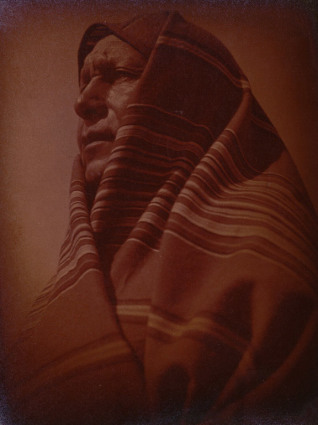 Tony Luhan by Edward Weston