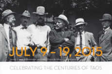 Mabel and Taos artists centennial celebration