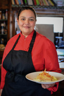 Chef Sophia Vigil: Working Magic in the Tradition of Mabel Dodge Luhan